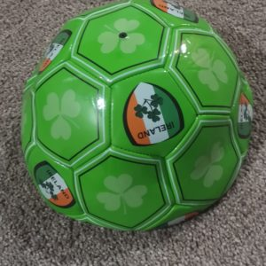 Irish Soccer Ball
