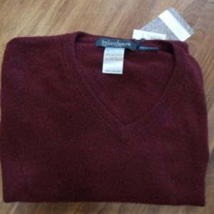 Ireland's Eye Men's Wool Sweater