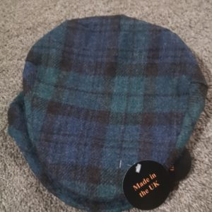 Men's tweed caps